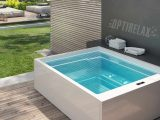 Design Luxus Whirlpool Optirelax Gt Spapools with dimensions 1500 X 711